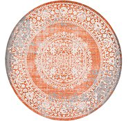 Link to 8' x 8' New Vintage Round Rug