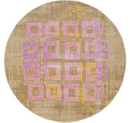 Link to 6' x 6' Dimensions Round Rug