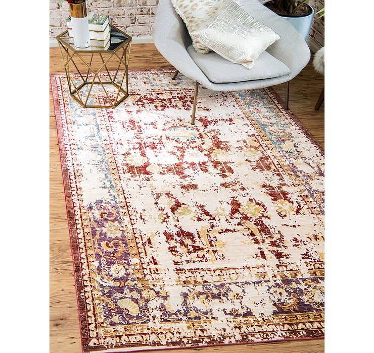 Red Alexis Rug
