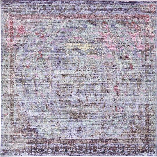 Violet  8' x 8' Aqua Square