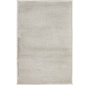 Link to 2' x 3' Textured Solid Rug