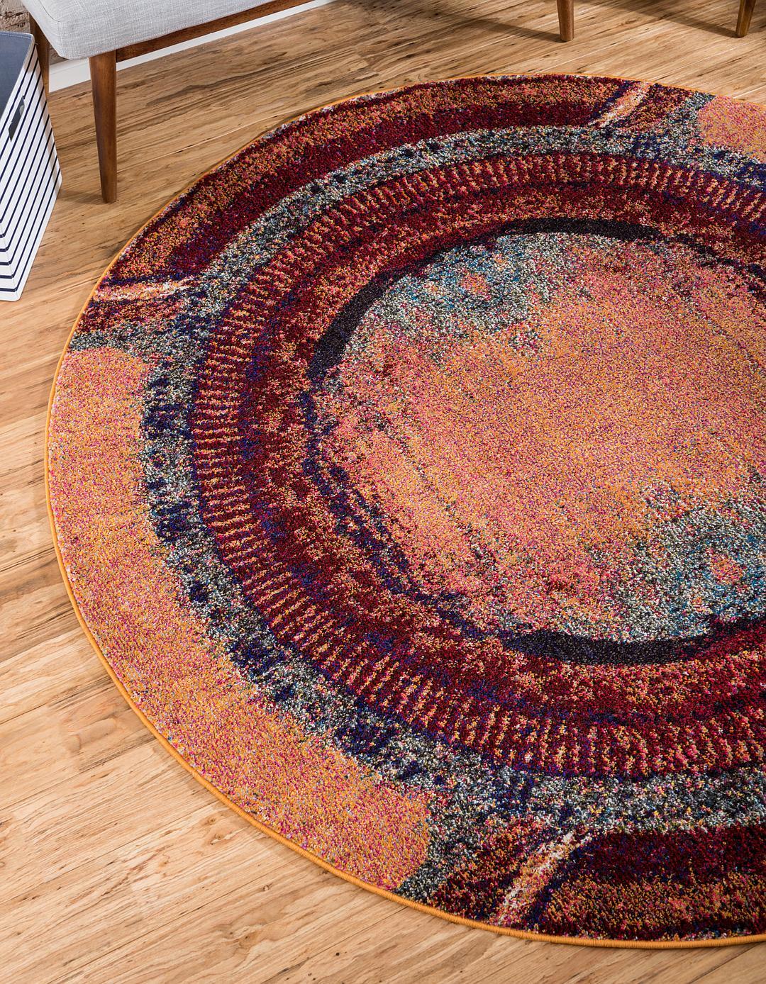 Main 8 X Casablanca Round Rug Photo