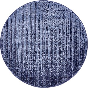 Unique Loom 3' 3 x 3' 3 Del Mar Round Rug