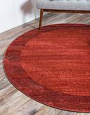 Unique Loom 6' x 6' Del Mar Round Rug thumbnail image 1