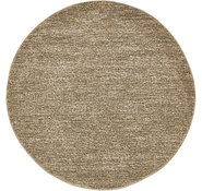 Link to 6' x 6' Solitaire Frieze Round Rug