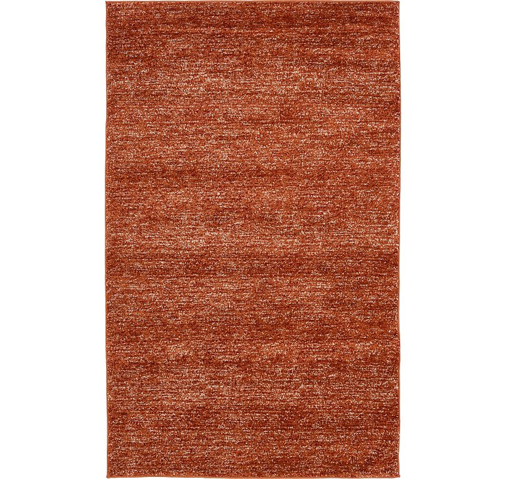 5' x 8' Solitaire Frieze Rug