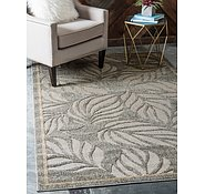 Link to 7' x 10' Outdoor Botanical Rug