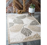 Link to 8' x 10' Outdoor Botanical Rug