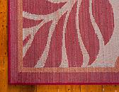 4' x 6' Outdoor Botanical Rug thumbnail image 9