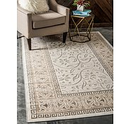 Link to 183cm x 275cm Outdoor Botanical Rug