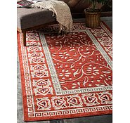 Link to 122cm x 183cm Outdoor Botanical Rug