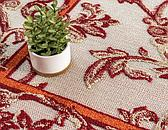 8' x 10' Outdoor Botanical Rug thumbnail image 5