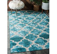 Link to 4' x 6' Outdoor Trellis Rug