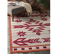 Link to 9' x 12' Outdoor Modern Rug