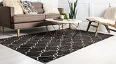 5' x 8' Outdoor Lattice Rug thumbnail image 2