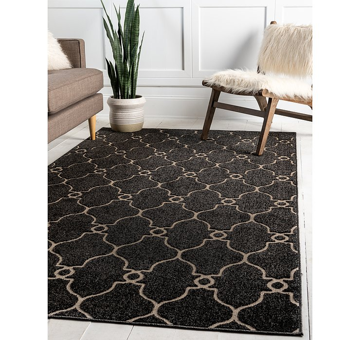 8' x 10' Outdoor Lattice Rug