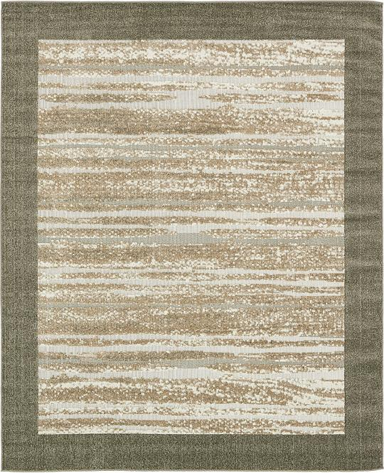 Brown 8 39 X 10 39 Transitional Indoor Outdoor Rug Area Rugs IRugs UK