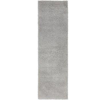 61x201 Solid Shag Rug