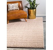 Link to 5' x 8' Studio Solid Shag Rug
