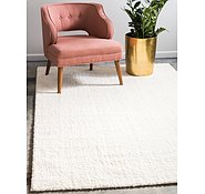 Link to 4' x 6' Studio Solid Shag Rug