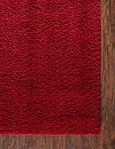 60cm x 200cm Studio Solid Shag Runner Rug thumbnail