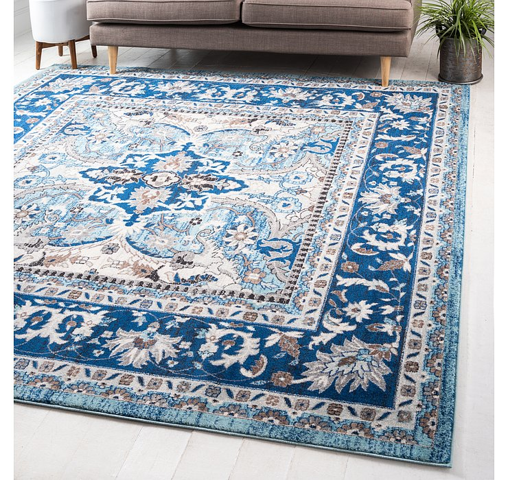 8' 4 x 8' 4 Heritage Square Rug