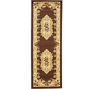 Link to 65cm x 183cm Classic Aubusson Runner Rug