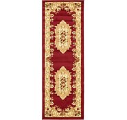 Link to 2' 2 x 6' Classic Aubusson Runner Rug