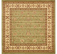 Link to 305cm x 305cm Classic Agra Square Rug