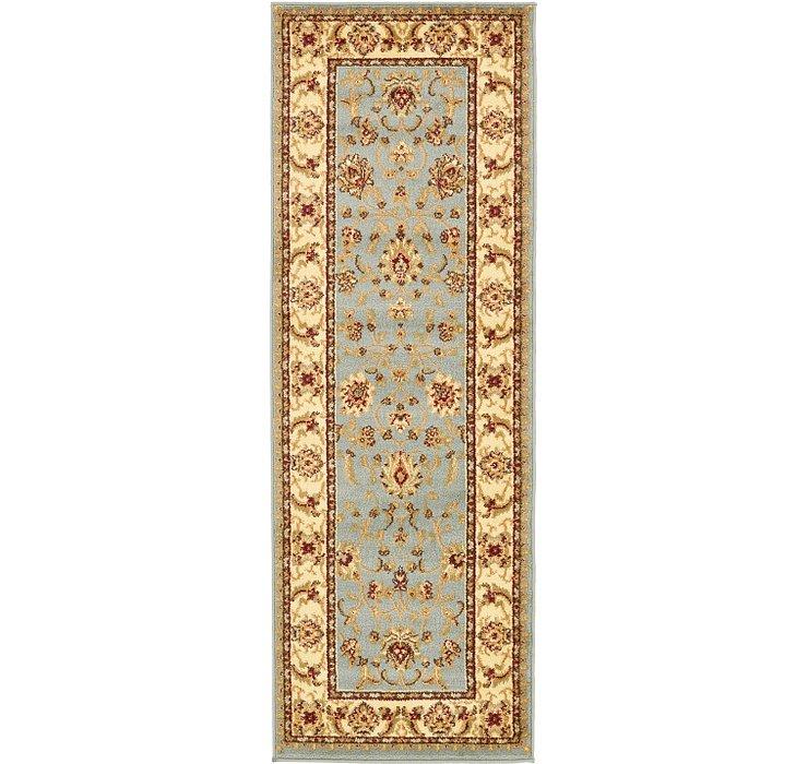 2' 2 x 6' Classic Agra Runner Rug