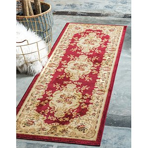 Unique Loom 2' 7 x 10' Versailles Runner Rug