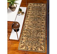 Link to 80cm x 305cm Classic Agra Runner Rug