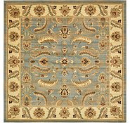 Link to 10' x 10' Classic Agra Square Rug