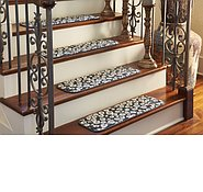 Link to 23cm x 75cm Safari Stair Tread Rug