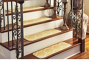 Link to 23cm x 75cm Trellis Stair Tread Rug