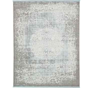 244x305 New Vintage Rug