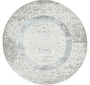 Link to 4' x 4' New Vintage Round Rug