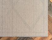 4' x 6' Lattice Shag Rug thumbnail