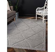 Link to Unique Loom 9' x 12' Trellis Shag Rug