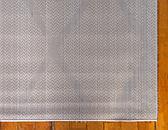 80cm x 305cm Trellis Shag Runner Rug thumbnail image 9