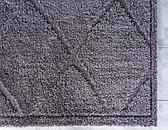 5' x 8' Lattice Shag Rug thumbnail