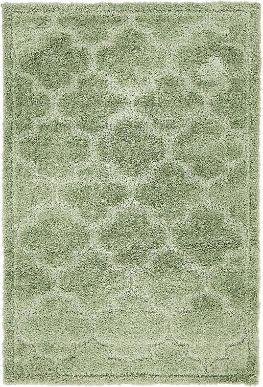 green 4 x 6 trellis shag rug area rugs irugs uk