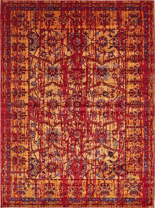 Red And Gold Rugs Uk Rugs Ideas
