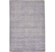 Link to 4' x 5' 7 Solid Gabbeh Rug