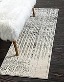 Unique Loom 2' 7 x 10' Del Mar Runner Rug thumbnail image 1