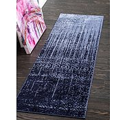 Link to Unique Loom 2' 7 x 10' Del Mar Runner Rug
