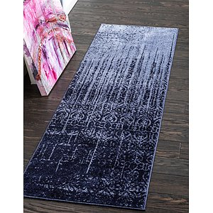 Unique Loom 2' 7 x 10' Del Mar Runner Rug