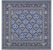 Link to Unique Loom 6' x 6' La Jolla Square Rug