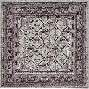 Unique Loom 6' x 6' La Jolla Square Rug