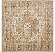 Link to 8' x 8' Aria Square Rug